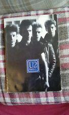 U2 portfolio or song book