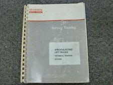 Toyota Heavy Equipment Manuals & Books for Toyota Forklift | eBay on