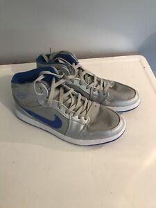 Nike Air Jordan 1 Retro Basketball Shoes Men Size 11.5 Athletic Shoes 136085-019