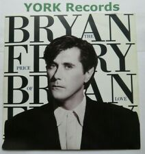 """BRYAN FERRY - The Price Of Love - Excellent Condition 7"""" Single EG EGO 46"""