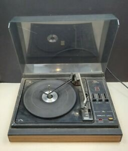 Fidelity UA10 BSR Record Player HiFi 1970s Stereo