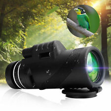 HD 40x60 Mini Hiking Concert Cam Lens Monocular Cell Phone Camera Lens Telescope