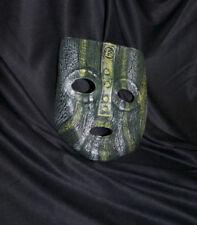 Costumi e travestimenti verde in latex per carnevale e teatro
