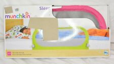 Munchkin Sleep Bed Rail Pink/Rose 36in wide 18in tall NOB
