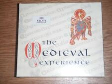 The Medieval Experience - The Early Music Consort of London (4xCD)