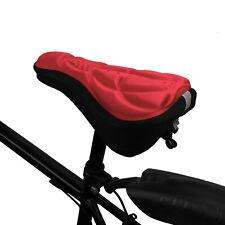 Tourbon Soft Bicycle Seat Cover Saddle Cushion Comfortable Silicone & Foam