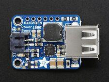 Adafruit PowerBoost 1000 Basic - 5V USB Boost @ 1000mA from 1.8V+