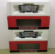 More details for ho scale ps-2 2 bay covered hopper southern pac. 401290+body atlas 1810- nos mib