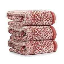 Marrakesh Decorative Cotton Towel – Rust