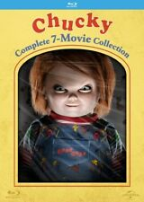 CHUCKY FILMS 1-7 COMPLETE BLU RAY BOX SET NEW SEALED SERIES *PRE ORDER* 23/10/17