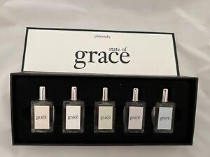 Philosophy State of Grace X5 Miniature Fragrances Box Set
