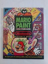 MARIO PAINT NINTENDO STRATEGY GUIDE