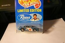 HOT WHEELS 1991 LIMITED EDITION ROSES DISCOUNT STORE TOMMY BUICK