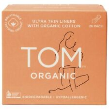 TOM Organic Ultra Thin Liners 26 pack