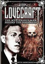 HP Lovecraft: The Mysterious Man Behind the Darkness by Montague, Charlotte