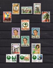 Liban COLLECTION  of POSTALLY USED MODERN LARGE STAMP   LOT( LEB 655)
