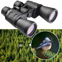50mm Tube 10x-180x Zoom Binoculars Telescope Bird Watching Outdoor Travel Gift