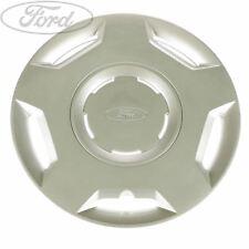 """Genuine Ford Fiesta MK6 MK7 Fusion 14"""" Inch Wheel Trim Silver SINGLE 1140164"""