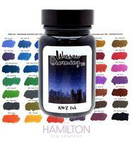 KWZ HANDMADE FOUNTAIN PEN INK - Standard Ink in 60ml Bottles, Huge Colour Range!
