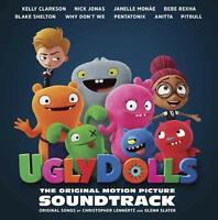 UGLY DOLLS OST (2019) 16-trk CD soundtrack NEW/SEALED Kelly Clarkson Nick Jonas
