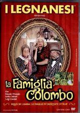 I LEGNANESI: LA FAMIGLIA COLOMBO (2016) - 2 DVD NUOVO E SIGILLATO, PRIMA STAMPA