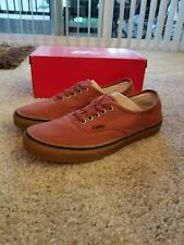 Vans Authentic Shoes Men's Sz 10