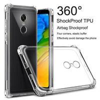 For Xiaomi Redmi Note 9S 8T 8 Pro Ultra Thin Silicone Soft TPU Rubber Case Cover