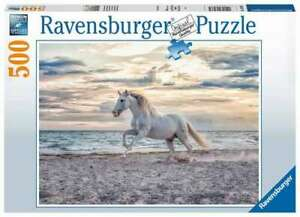 Ravensburger Puzzle 500pc Evening Gallop 6586-5