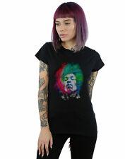 Jimi Hendrix Women's Galaxy Swirl T-Shirt