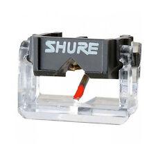 Shure n44g aguja de repuesto/Replacement stylus para m44g (original), nuevo + embalaje original!