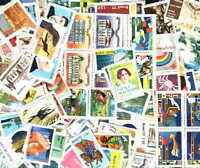 Brazil huge Mint Never Hinged Stamp Collection 300 Different topical type stamps