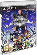 KINGDOM HEARTS II.5 HD Remix GAME 2.5 SONY PS3 DISNEY NEW SEALED