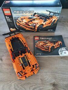 Lego Technic 42093 : Chevrolet Corvette ZR1 (100% complet avec boite + notice)