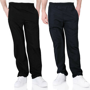 New Mens Tracksuit Bottoms Lightweight Joggers Gym Trackies Sweatpants Trousers