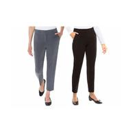 NEW!! Kirkland Women's Ankle Length Trouser Pants Variety