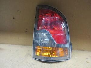 HONDA RIDGELINE 06 07 08 2006 2007 2008 TAIL LIGHT LH DRIVER LEFT NOE