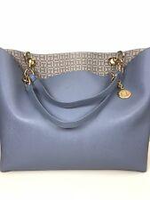 Tommy Hilfiger Reversible Tote Women's Handbag Blue