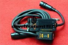 1PCS Used OMRON ZX-LDA11-N + ZX-LD40 sensor tested