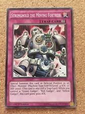Stronghold The Moving Fortress Yugioh Card Genuine Yu-Gi-Oh Card