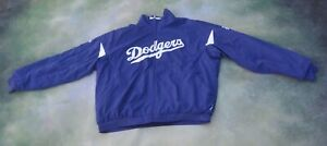 Majestic MLB Los Angeles Dodgers Men's Jacket Size XL.