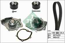 INA Water Pump & Timing Belt Kit 530023430 Fit with Peugeot 607