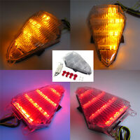 Rear Turn Signal Tail Light LED Integrated Taillight For Yamaha YZF R6 2008-2013