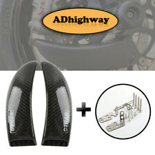 Carbon Fiber Air Duct Brake Cooling Mounting Kits for YAMAHA MT10 FZ10 YZF R6 R1