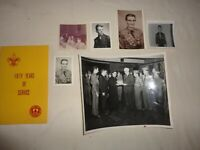 BOY SCOUTS MEETING Eagle Scout Cub Scout Photos 1960's + 50 Years Booklet