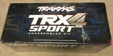 Traxxas TRX-4 TRX4 Sport Unassembled Trail Rock Crawler Kit 82010-4 SEALED