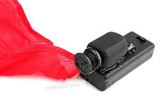 Red Flying Silk Flight Power Reel Stage Magic Tricks Electronic Prop Magic Trick