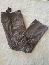Cabela's XPG Convertable Hiking Pant Women's Size 14