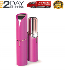 Flawless Women's Painless Hair Remover, Pink Crystal/rose Gold
