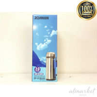 ZOJIRUSHI SF-CC20-XA Thermos Stainless Bottle 2.0L TUFF BOY from japan F/S