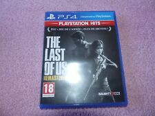@ JEU PS4 : THE LAST OF US REMASTERED @